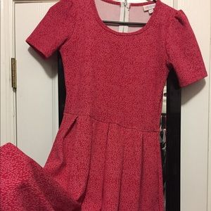 LulaRoe Amelia Dress XXS